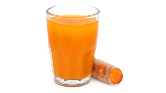 ingefær gurkemeje drik
