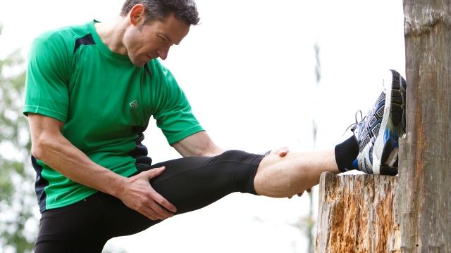 lægmuskel smerter ved løb