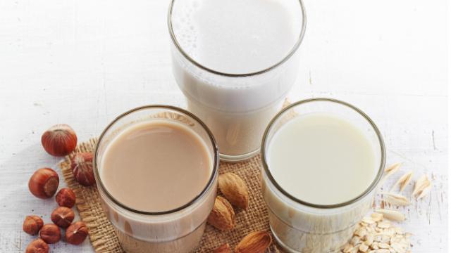 hvad er der i mælk